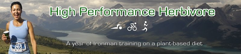 High Performance Herbivore: Vegan Ironman and Ultrarunner Athlete: