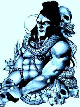 Shiva Shankar Mahesh Nataraj Hindu Gods