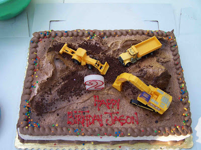 40th Birthday Cake on The Jason Show  Jason S Virtual 40th Birthday Bash  The Cake And Gifts