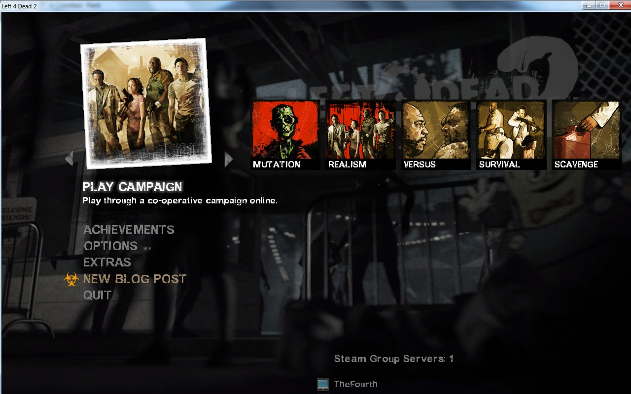 left 4 dead 2 crack only download