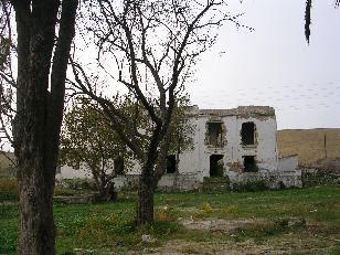 La casa de la loca (Palomares) Sevilla 1