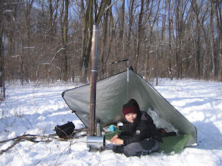 DIY Camp Stove From Surly Blog
