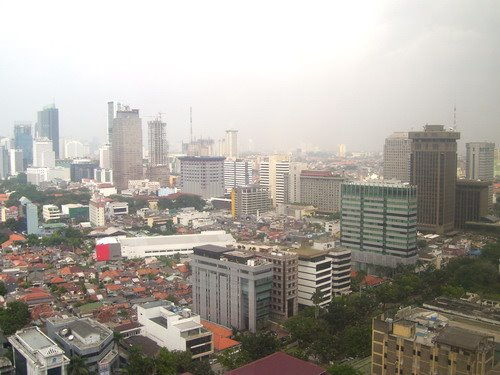 Komponen Pembentuk Kota