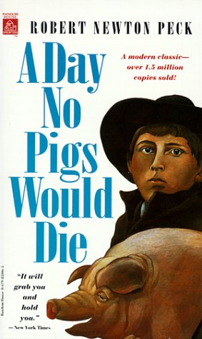 a review of the novel a day no pigs would die by robert newton peck A day no pigs would die by robert newton peck (book summary and review) - minute book report - duration: 2:27 minute book reports 7,111 views 2:27.