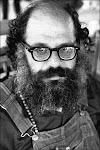 Poeta Alen Ginsberg