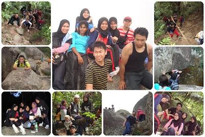 Ekspedisi Mendaki Gunung Datuk