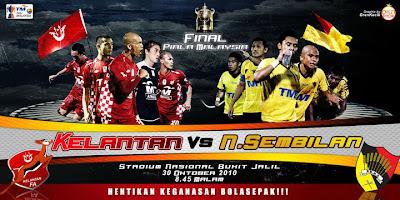 Juara Piala Malaysia 2010