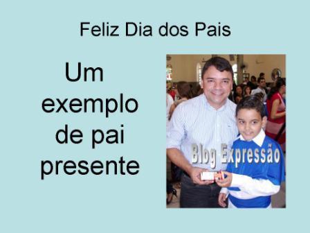 Expressão Dia Dos Pais