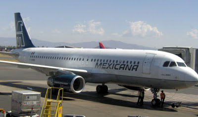 Mexicana Airlines Ceases Operations