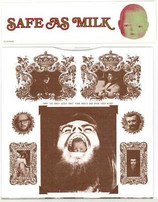 Captain Beefheart & His Magic Band - Safe as Milk (US 1967)