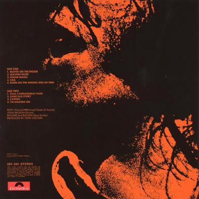Taste - Selftitled (1st Album Irish Blues Rock 1969)