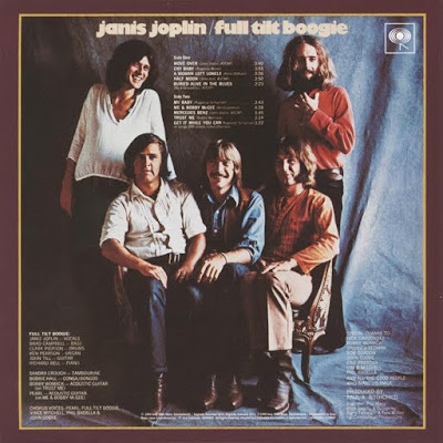 Janis Joplin - Pearl (Classic Album US 1971)