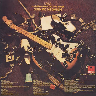 Derek & The Dominos - Layla & Other Assorted Love Songs (UK 1970)