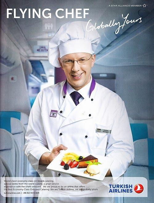 THY Reklamı: Flying Chef - Uçan Şef
