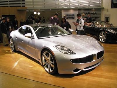 Electric car maker and U S loan recipient Fisker cuts jobs Feb