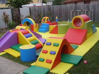 Tumbling Tigers Soft Play Party Hire: Kids Birthday Parties