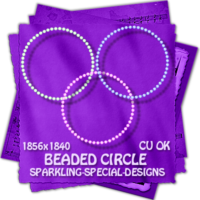 http://sparkling-special-designs.blogspot.com/2009/05/beaded-circles-pac-of-6-cu-ok.html