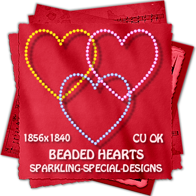 http://sparkling-special-designs.blogspot.com/2009/05/beaded-hearts-pack-of-6-cu-ok.html
