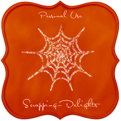 http://scrapping-delights.blogspot.com/2009/09/animated-bling-spiders-web-freebie.html