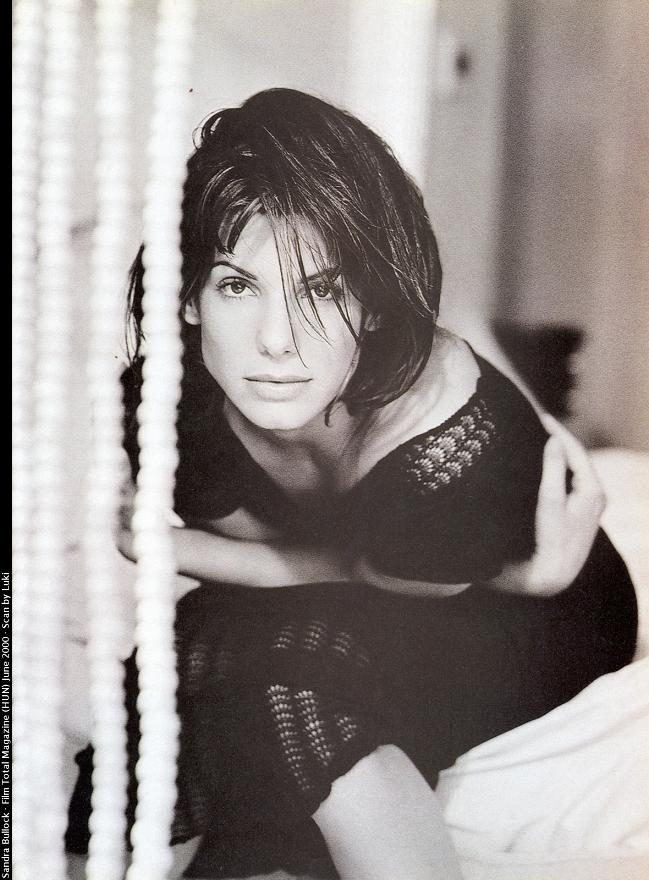 Sandra Bullock See Through