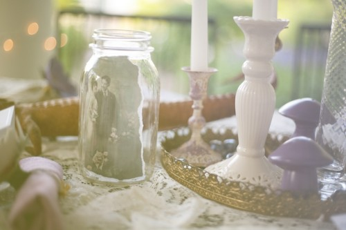 Boho Chic Victorian Tea Party