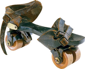 essay on invention of roller skates