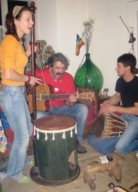 Ancora Fèdér's sbinda band...