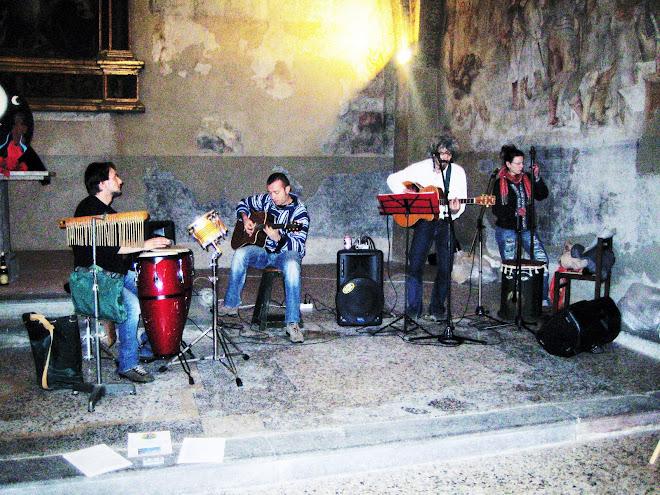 la Fèdér's sbinda band a Breno (06-01-09)