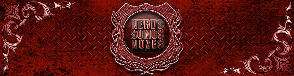 Nerds Somos Nozes | Arte, Cultura e Opinio