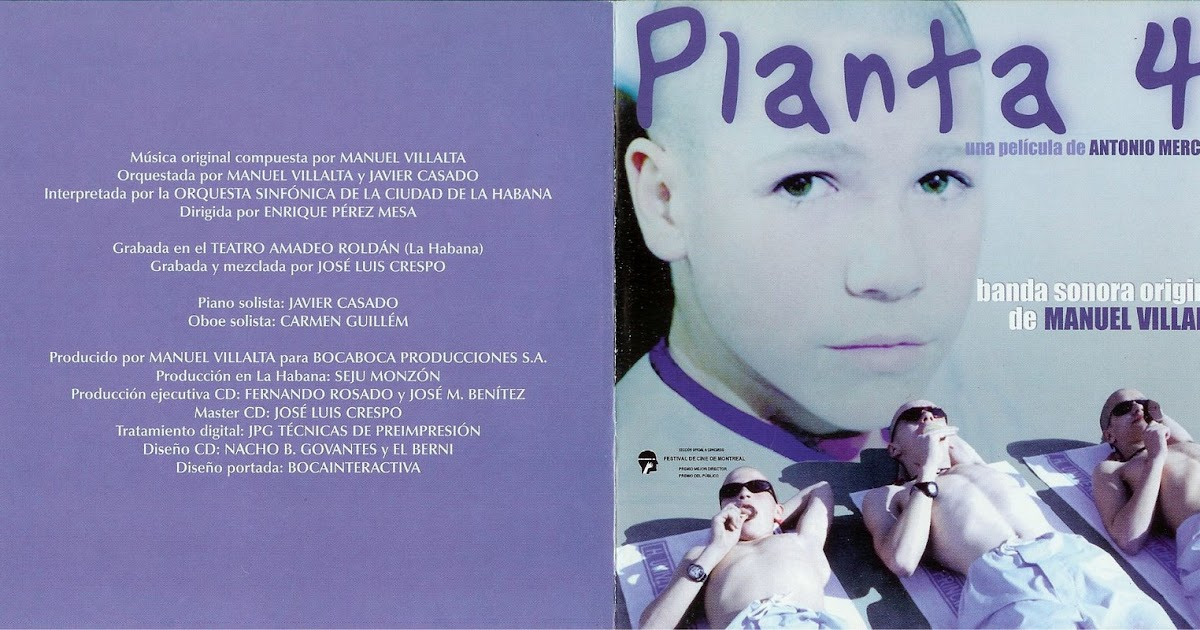 Banda Sonora Original: Planta 4ª (Manuel Villalta)