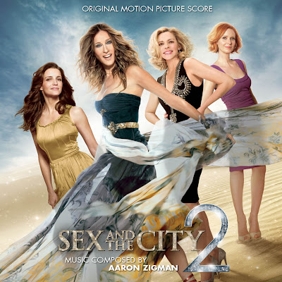 Soundtrack List Covers: Sex and the City 2 (Aaron Zigman)