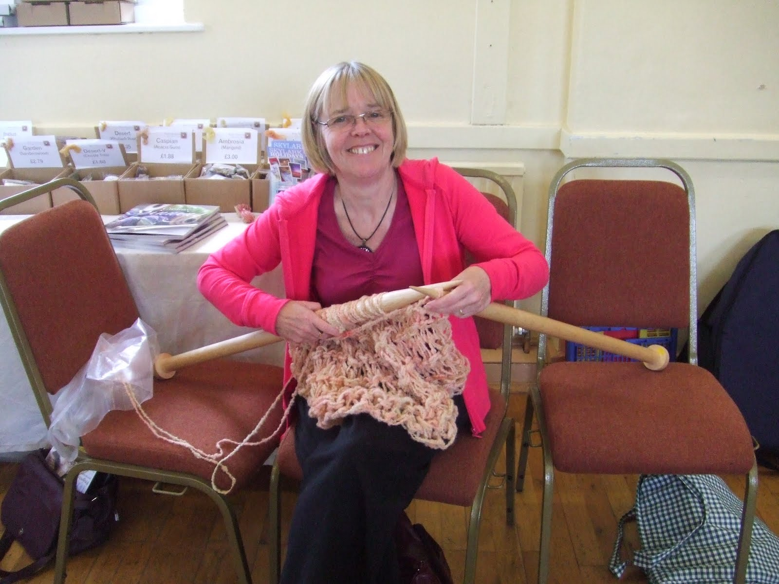 Knitting Jobs Uk : Derbyshire guild of weavers spinners dyers may