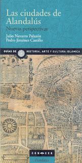 Portada del libro 'Las ciudades de Alandalús. Nuevas perspectivas'