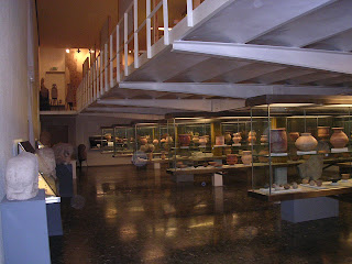 Museo Arqueológico de Jaén [Foto: Alejandro Pérez Ordóñez]