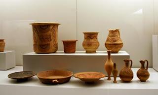 Una sala del Museo Arqueológico de Murcia