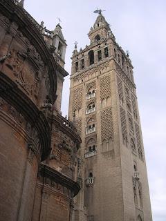 Alminar de la Giralda [Foto: Alejandro Pérez Ordóñez]