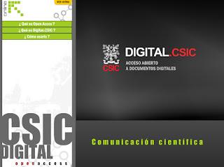 Digital.CSIC permite el acceso abierto (open access) a publicaciones científicas del CSIC