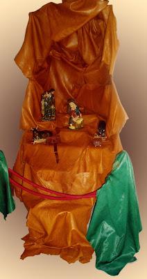 Belén del Museo de la Piel de Ubrique 2008-2009