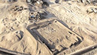 Templo funerario de Tutmosis III [Foto: EFE]