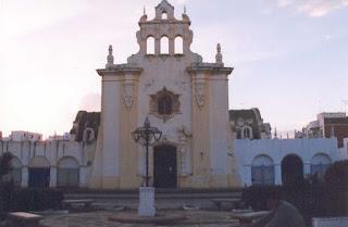 Antigua Iglesia de Martil, sede del Centro Cultural Lerchundi