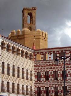 Plaza Alta de Badajoz [Foto: Alejandro Pérez Ordóñez]