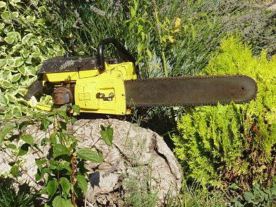 McCulloch 300 chainsaw