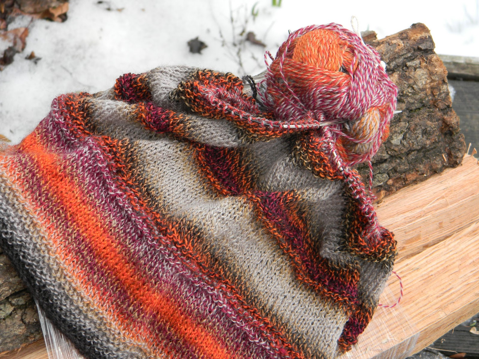Knit Picky Blog: New Knitty is up....and the word is Zauberball