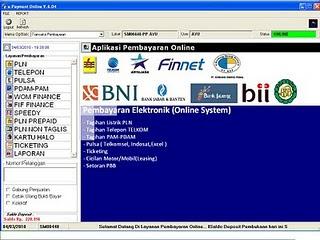 Contoh Software & Contoh Spanduk