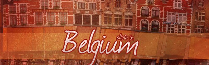 Olivia in Belgium