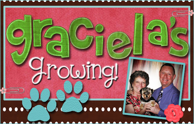Graciela's growing...