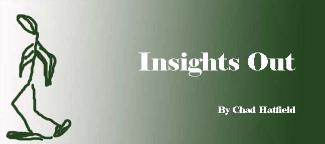 Insights Out -- by Chad Hatfield