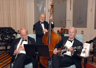 Magnolia Jazz Band in Belmont, 2008