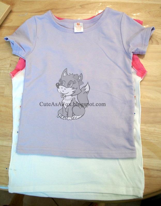 Dollar store shirt to tutu shirt for Cute shirts for 5 dollars