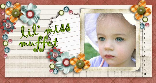 lil' miss muffet